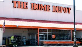 The Home Depot store in Lodi, New Jersey...