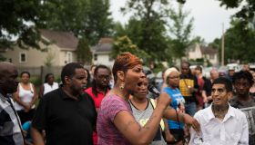 Minneapolis Community Holds Vigil For Man Shot And Killed By Police