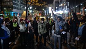 Protests against police violence in Charlotte