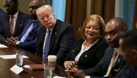President Trump Hosts Meeting with Inner City Pastors
