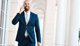 Making positive business calls