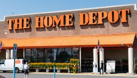 Home Depot store in Totowa, New Jersey...