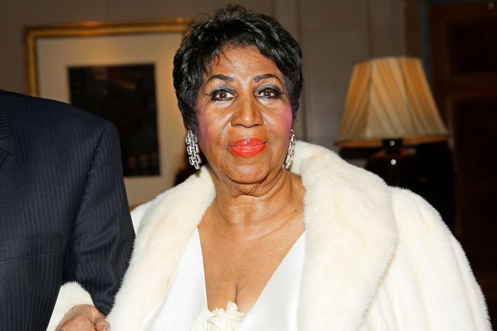 Aretha Franklin's 74th Birthday Celebration