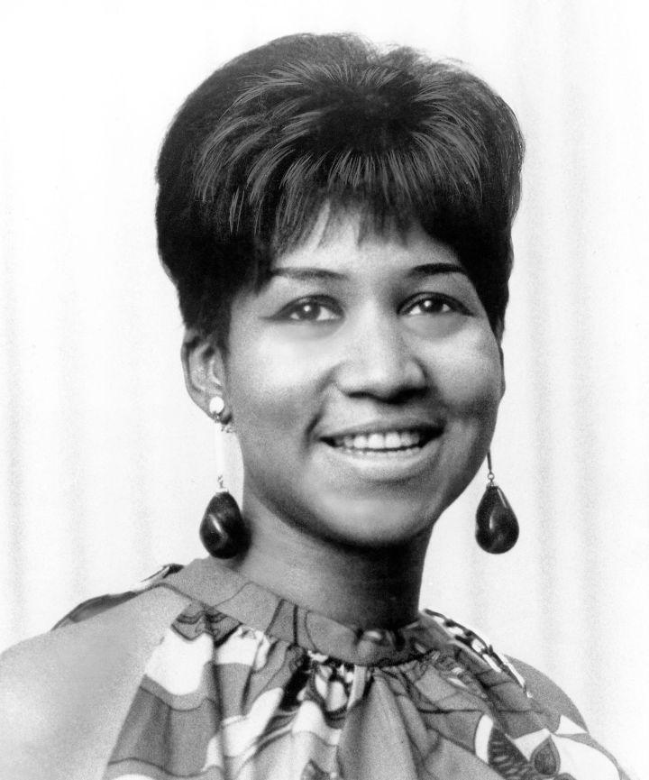 Aretha Franklin, circa 1967