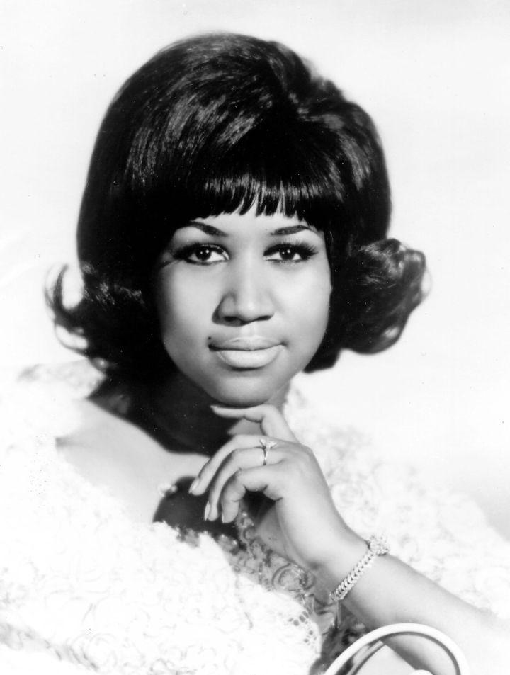 Aretha Franklin, circa 1960s
