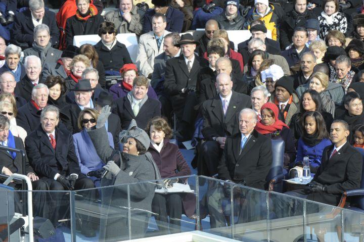 SLUG: _TLS9100.JPG. Inauguration 2009. DATE: January, 20, 20