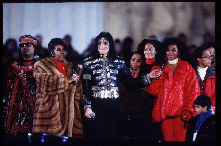 Musical Celebration During Clinton Inaugural Festivities