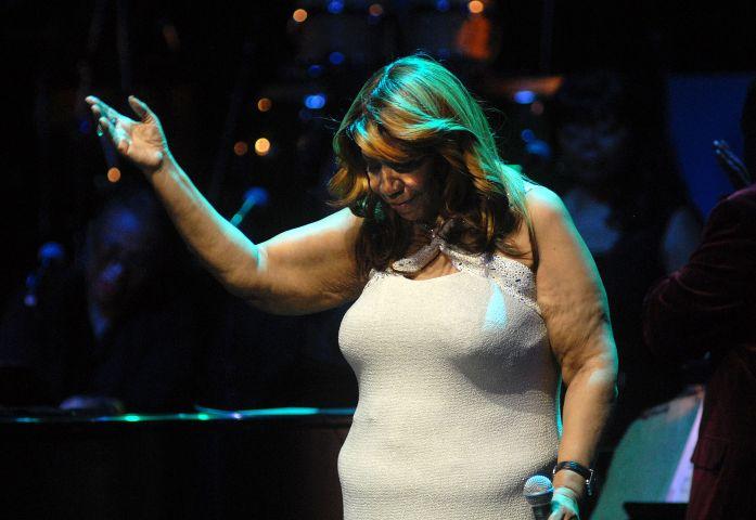 Aretha Franklin In Concert - Detroit, MI