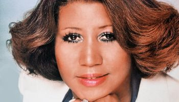 Aretha Franklin Portrait Session