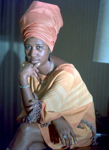 Queen Of Soul Portrait