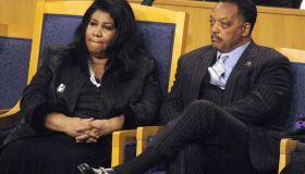 Rosa Parks Funeral - November 2, 2005