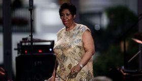 Aretha Franklin At International Jazz Day Concert