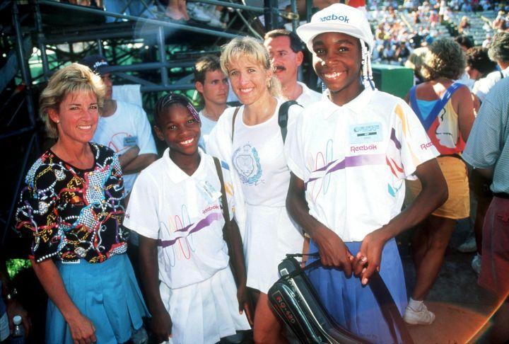 Venus And Serena In 1992