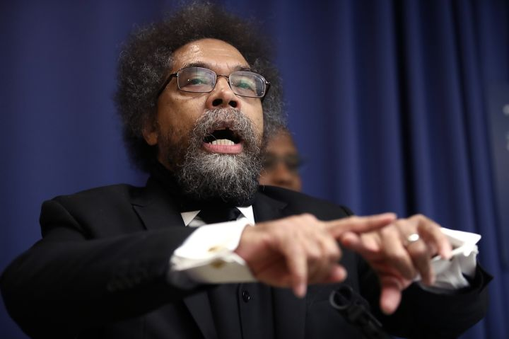Cornel West And Malik Shabazz Discuss Trump's Impact On Black Communities