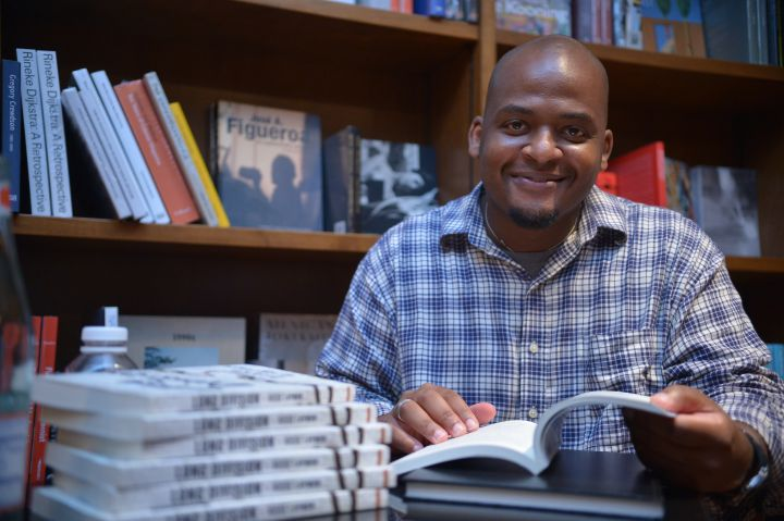 Kiese Laymon Book Signing at Books And Books