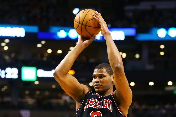 Chicago Bulls Player Cristiano Felicio