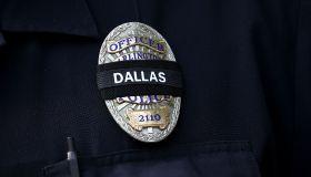 Dallas Shootings Interfaith Memorial Service