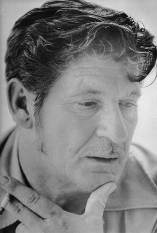 Portrait of Former Klansman Bob Cherry