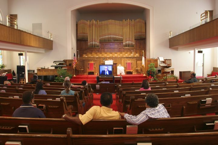 Alabama, Birmingham, 16Th Street Baptist Church