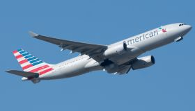 EDDF Picture: N279AY American Airlines Airbus A330-243