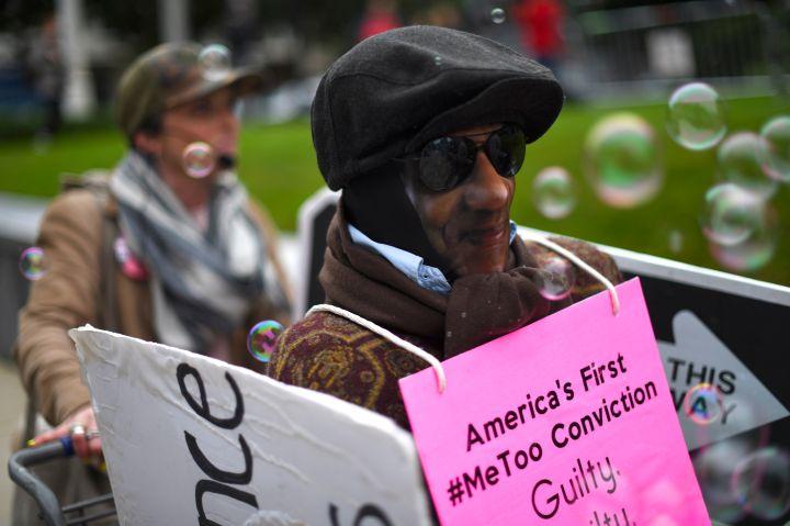 Activists demonstrate