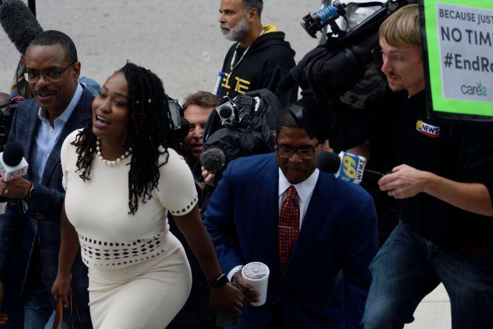 Cosby spokespersons