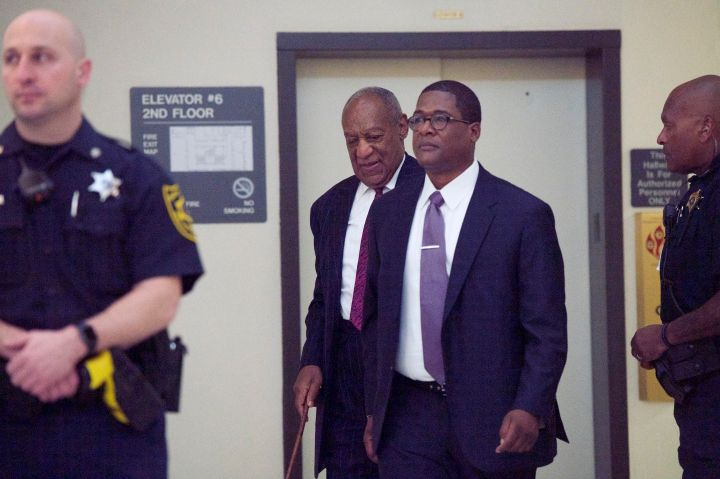 Cosby in court for Day 2 of sentencing hearing
