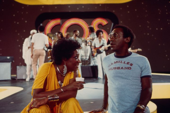 Bill Cosby With Patti LaBelle On ABC's 'Cos' In 1976