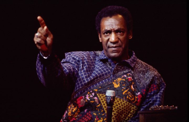 Bill Cosby Onstage At Radio City in 1986