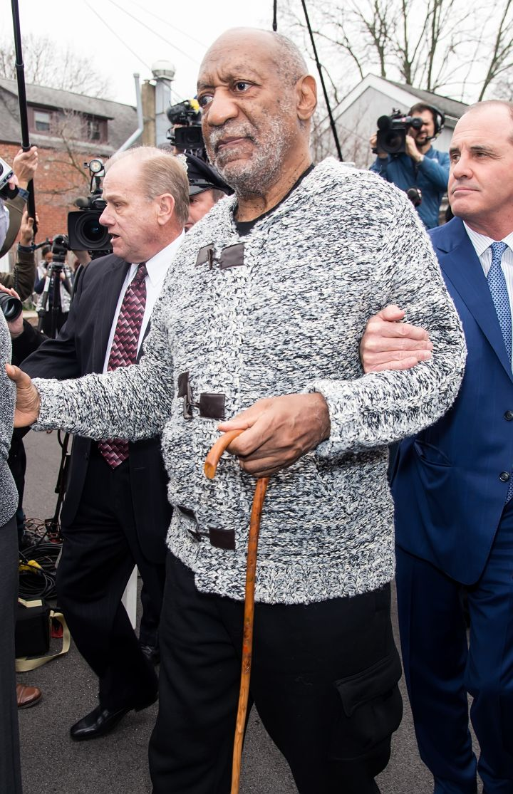 Bill Cosby Charged With Aggravated Indecent Assault For The 2004 Incident Involving Temple University Employee Andrea Constand