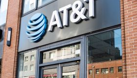 AT&T store in New York City...