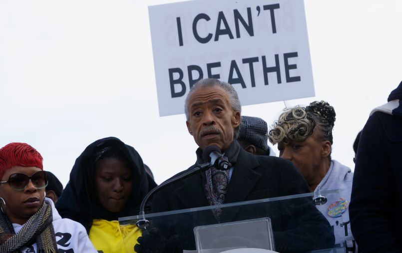 'Justice For All' civil rights march on Pennsylvania Avenue in Washington D.C.