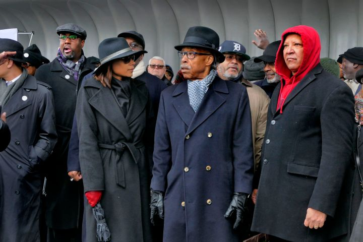 Martin Luther King Day : A Freedom March