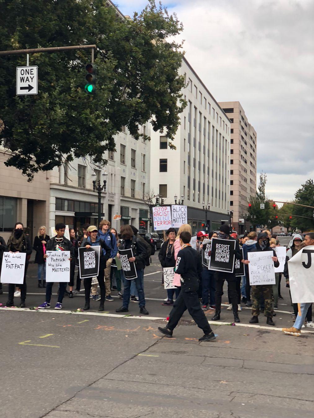 Portland Protest 2