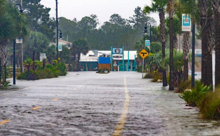 Florida's Panhandle Region