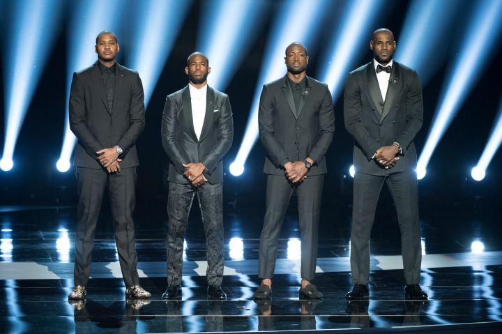 ABC's Coverage of The 2016 ESPYS