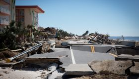 Mexico Beach, Florida After Hurricane Michael