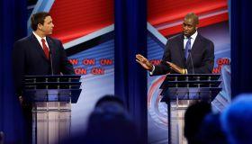 Andrew Gillum and Ron DeSantis Debate in Tampa