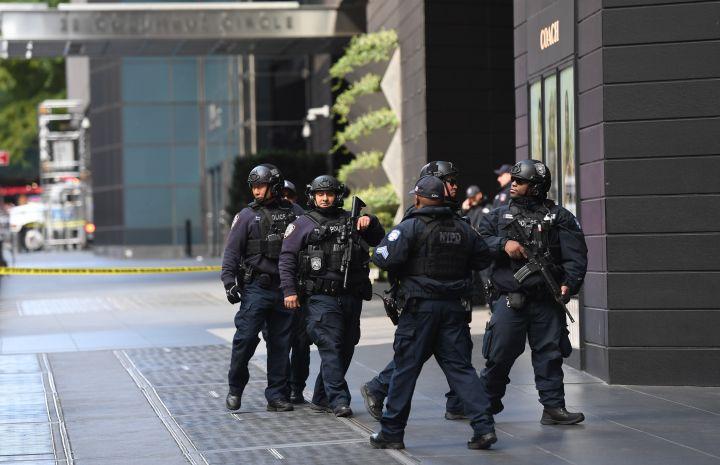 US-POLITICS-POLICE-MEDIA-CRIME