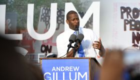 Andrew Gillum Campaigns For Florida Governor