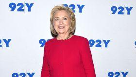 Hillary Rodham Clinton In Conversation With Kara Swisher