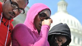 Hoodies on the Hill Vigil for Trayvon Martin
