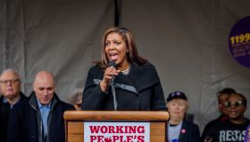 NYC Public Advocate Tish James - The Working Peoples Day...