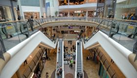 Bullring Shopping Centre Birmingham England