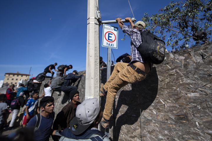 MEXICO-HONDURAS-US-MIGRATION