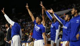 COLLEGE BASKETBALL: MAR 09 MEAC Championship - Hampton v North Carolina A&T