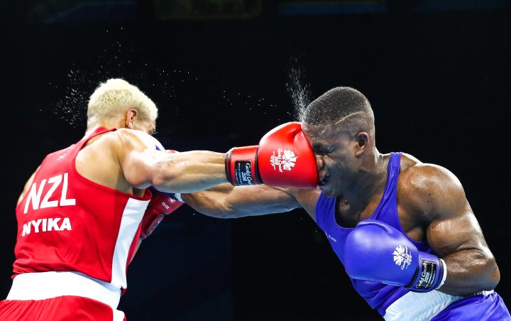 Boxing - Commonwealth Games Day 9