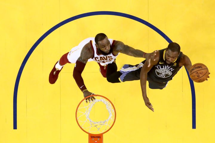 2018 NBA Finals - Game Two