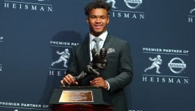 COLLEGE FOOTBALL: DEC 08 84th Annual Heisman Trophy Ceremony