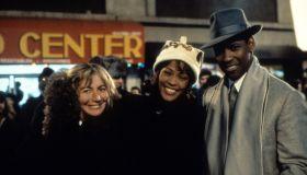 Whitney Houston And Denzel Washington In 'The Preacher's Wife'